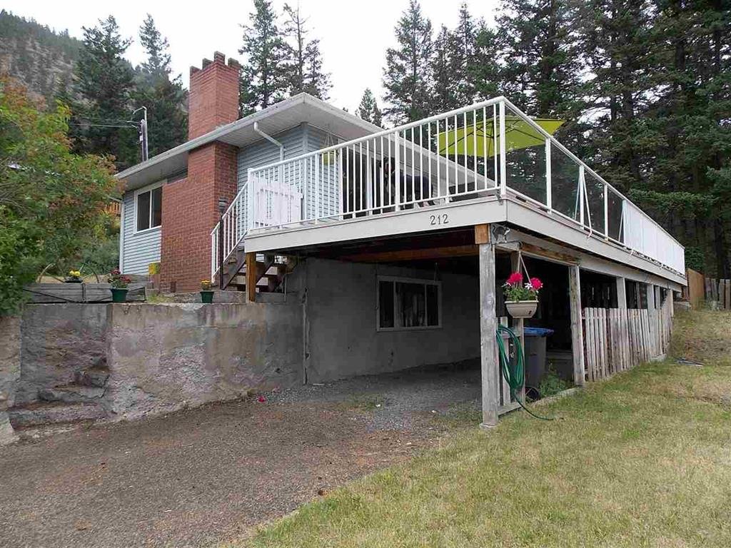 212 Rowat Road - Williams Lake (zone 27) HOUSE for sale, 3 Bedrooms (R2178598) #1
