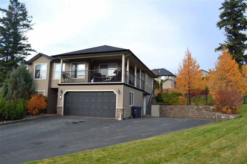 369 Westridge Drive - Williams Lake (zone 27) HOUSE for sale, 4 Bedrooms (R2118830) #1