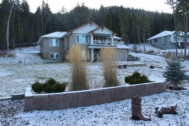 2171 BLUFF VIEW DRIVE - Williams Lake Single Family for sale, 5 Bedrooms (R2456457) #1